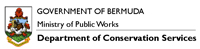 Bermuda Ministry of Public Works, Department of Conservation Services